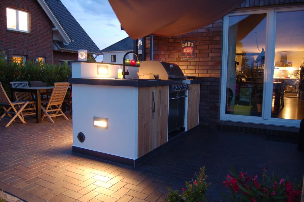 Outdoor Küche Klein : Die grillküche klein aber fein u2013 grillküche pattensen