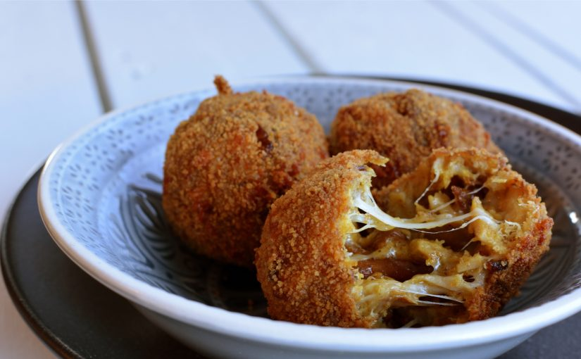 Chicken-Cheese-Balls