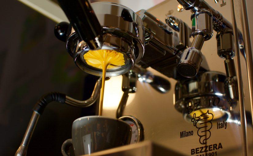Essen und Trinken hält Leib und Seele zusammen – Kaffee also auch :-)