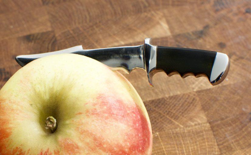 Spezial: Wie Du aus einer Schraube ein Messer schmiedest